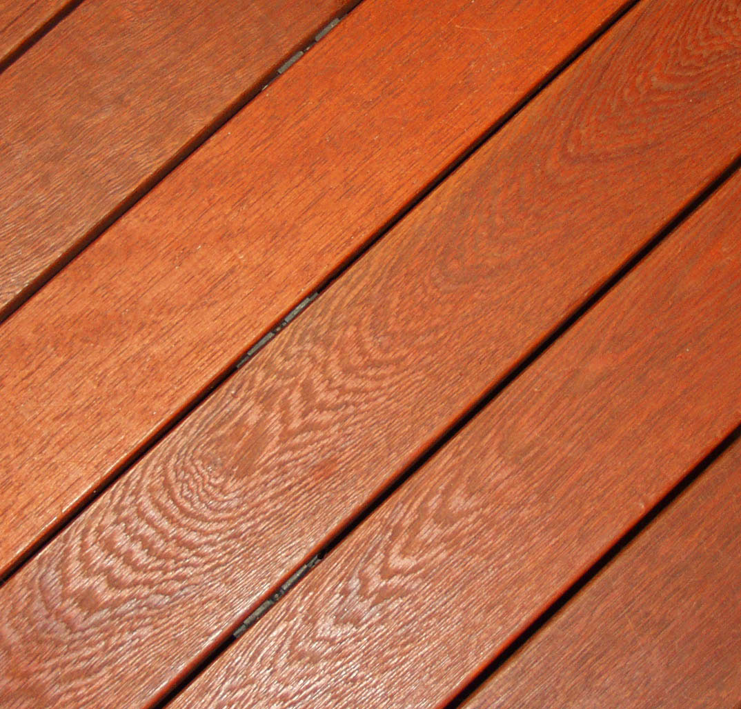 Is mahogany too expensive for your deck suburban boston