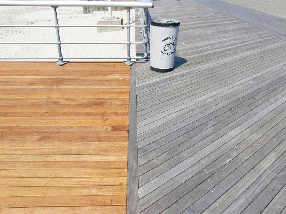 Low Maintenance Wood For Your Deck Really Suburban Boston Decks