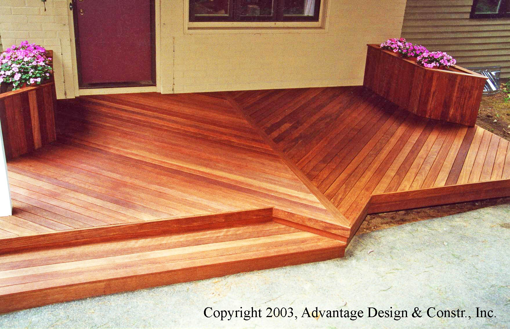 Eight Tips For Maintaining Your Mahogany Deck Suburban Boston