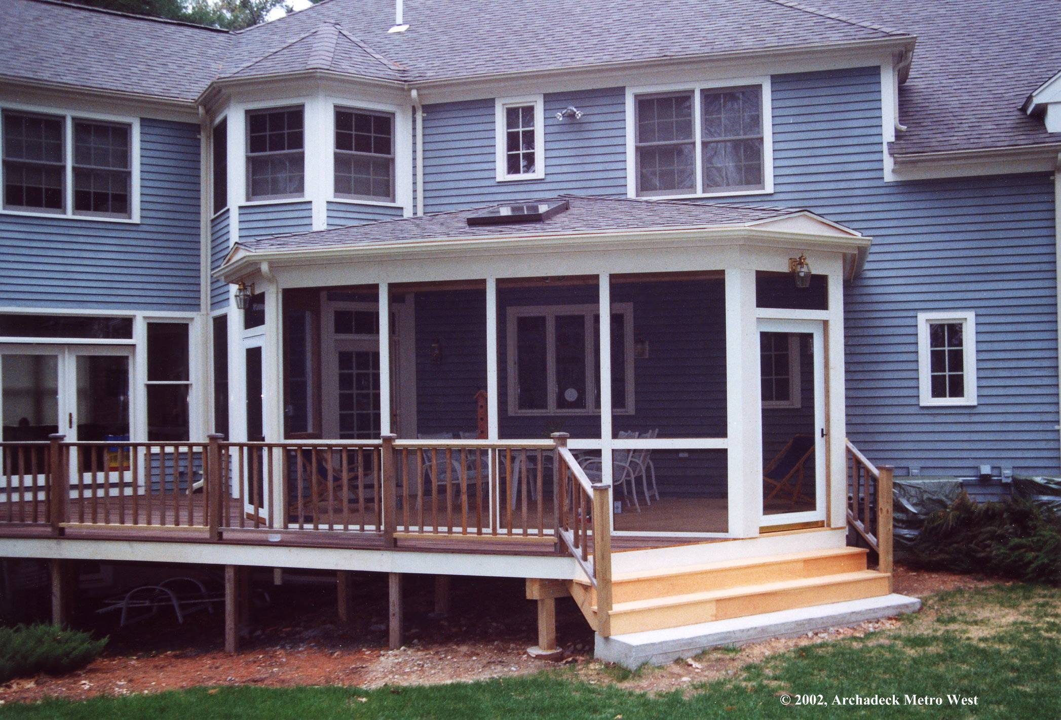 Six kinds of porches for your home suburban boston decks for New home diy