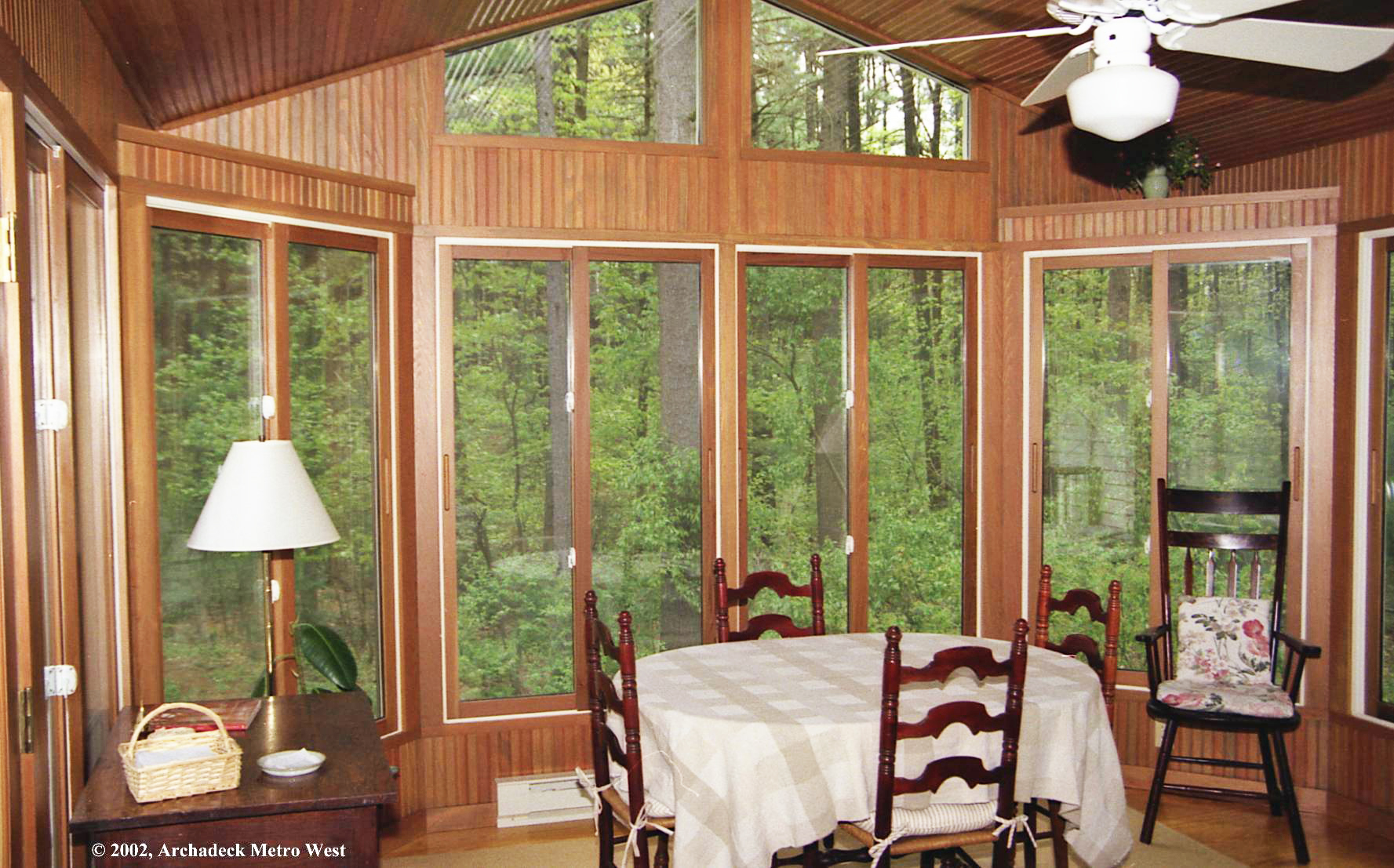 3 Key Features for a Super Sunroom Suburban Boston Decks and