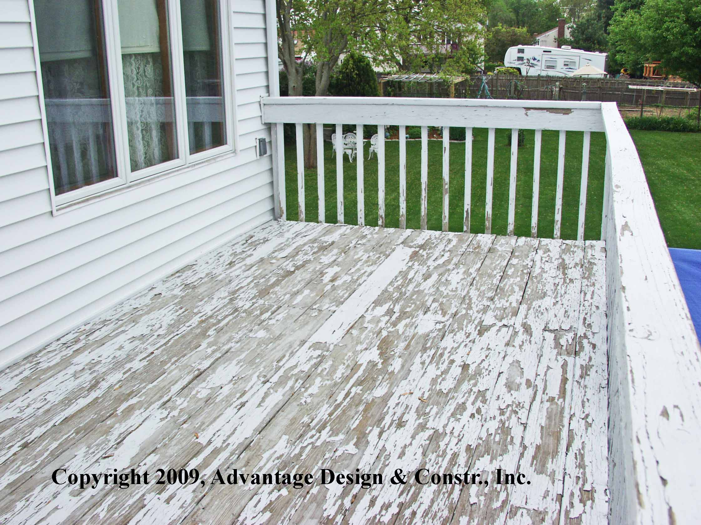 Are you feeling pressured to treat your pressure treated for Pressure treated decking