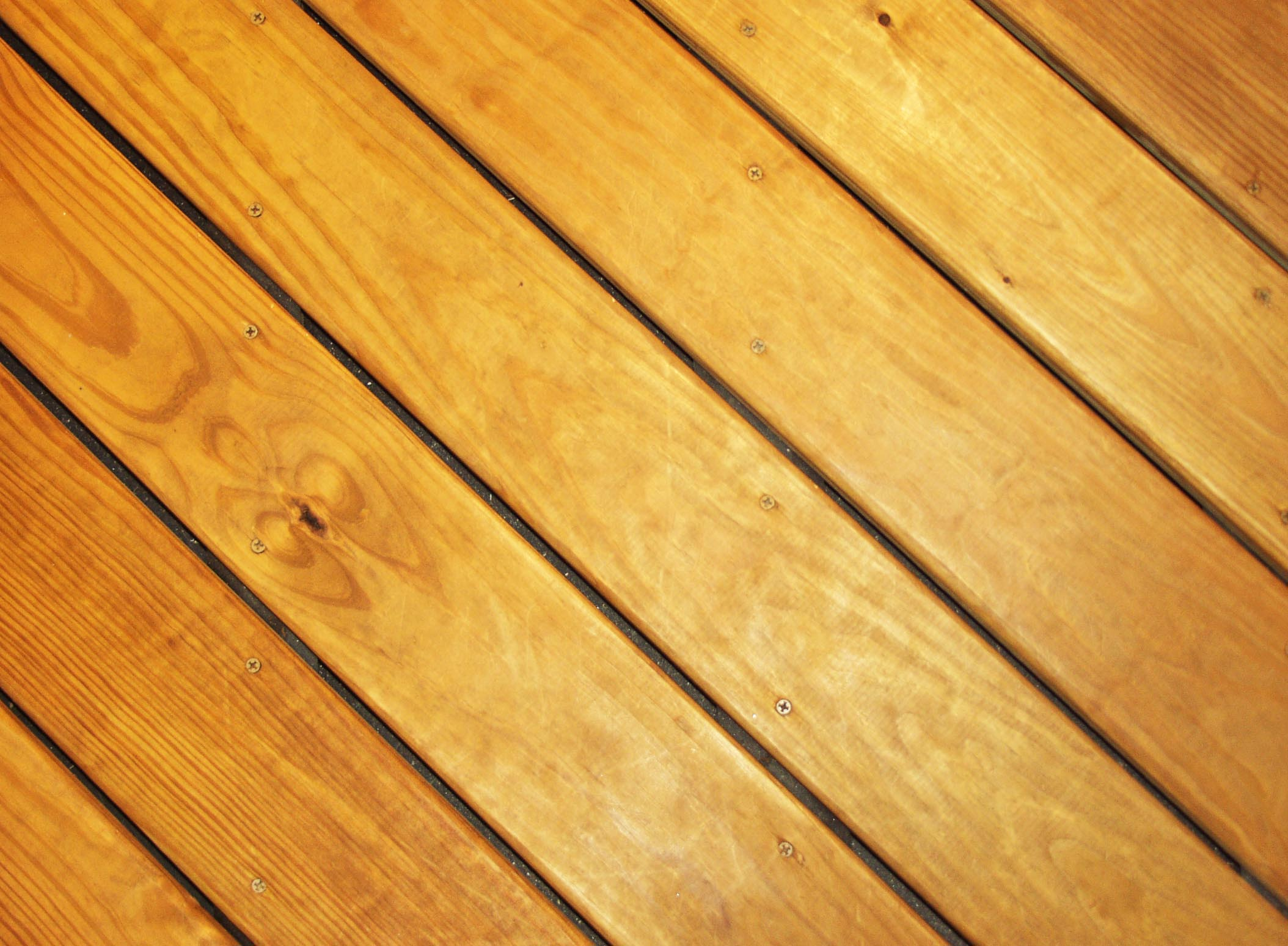 When To Stain Pressure Treated Wood - But you have not treated it for years and now it looks like this
