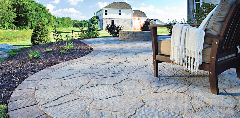 Belgard arbel urbana stone suburban boston decks and for Belgard urbana pavers