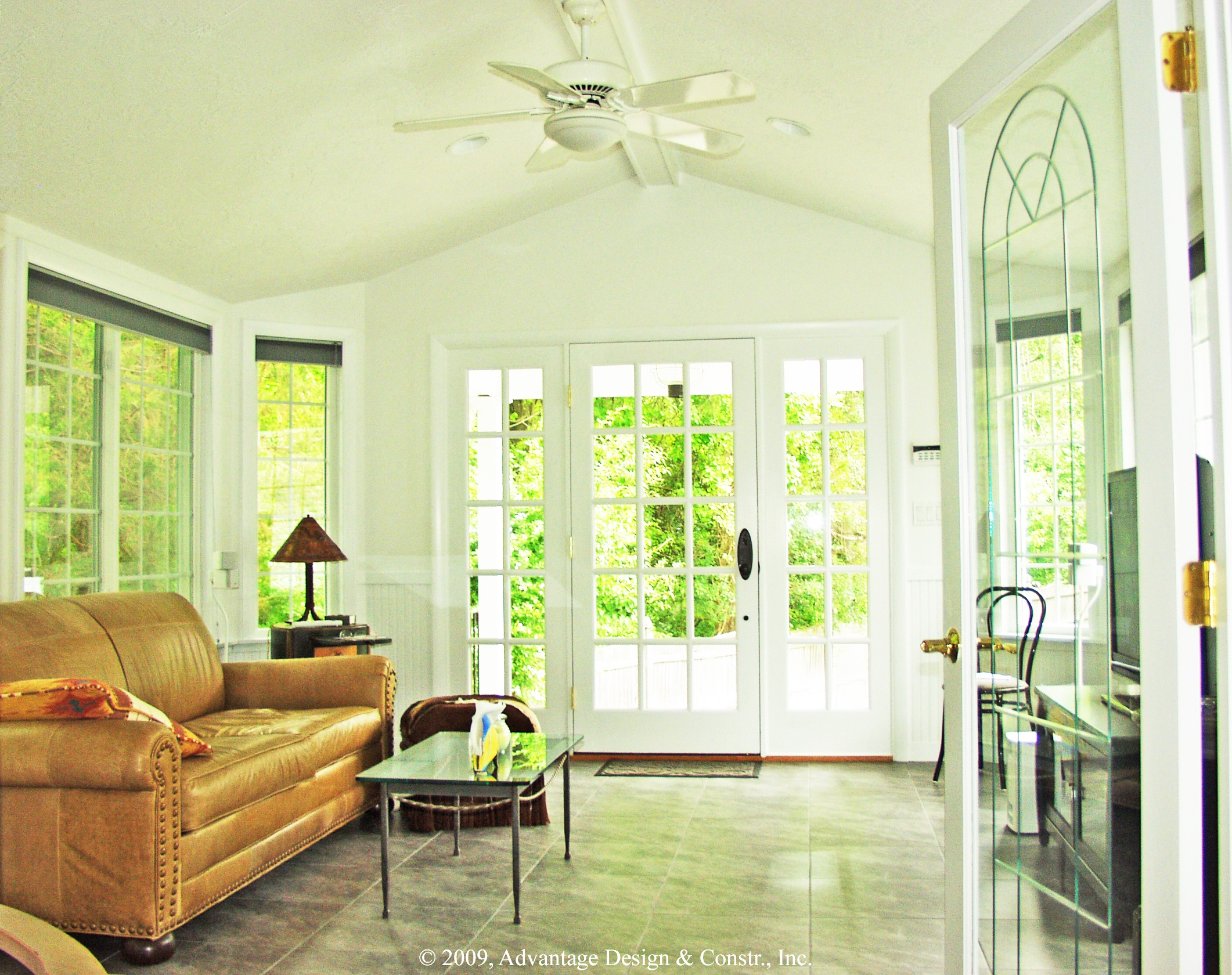 Factors That Determine The Cost Of A Sunroom on central heating cooling unit