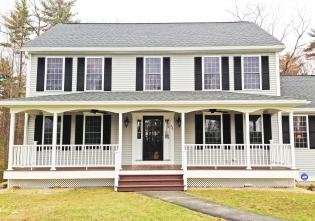 Front porches a pictoral essay suburban boston decks for Farmers porch