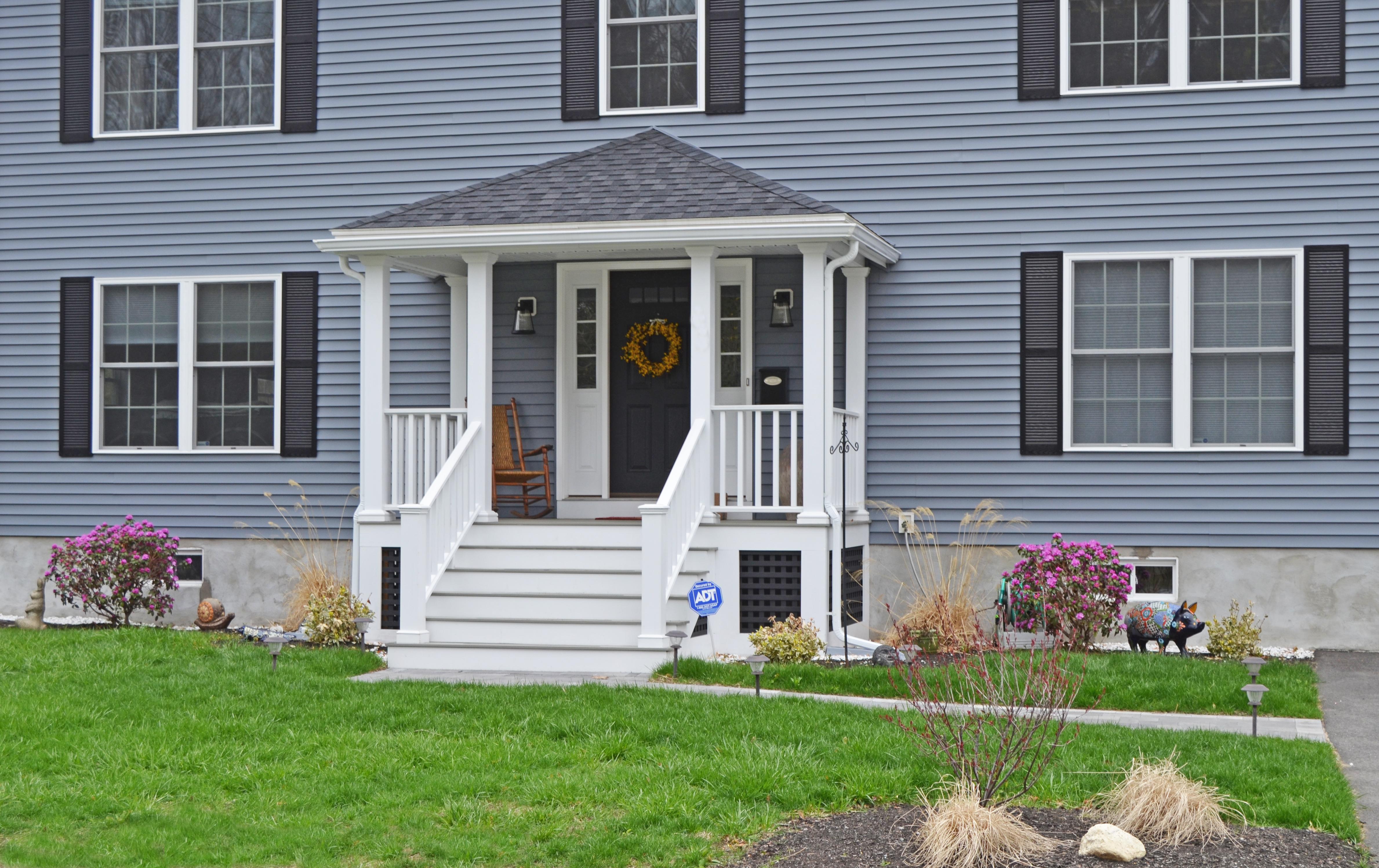Roof Design Ideas: Suburban Boston Decks