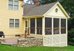 Classic Porch, Boxboro MA