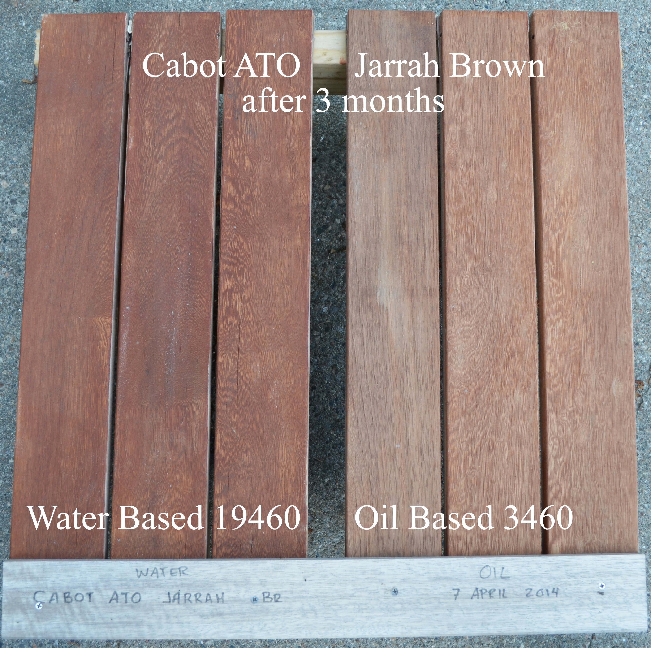 How Good is Cabot\'s New Water-Based ATO Stain? – Suburban Boston ...