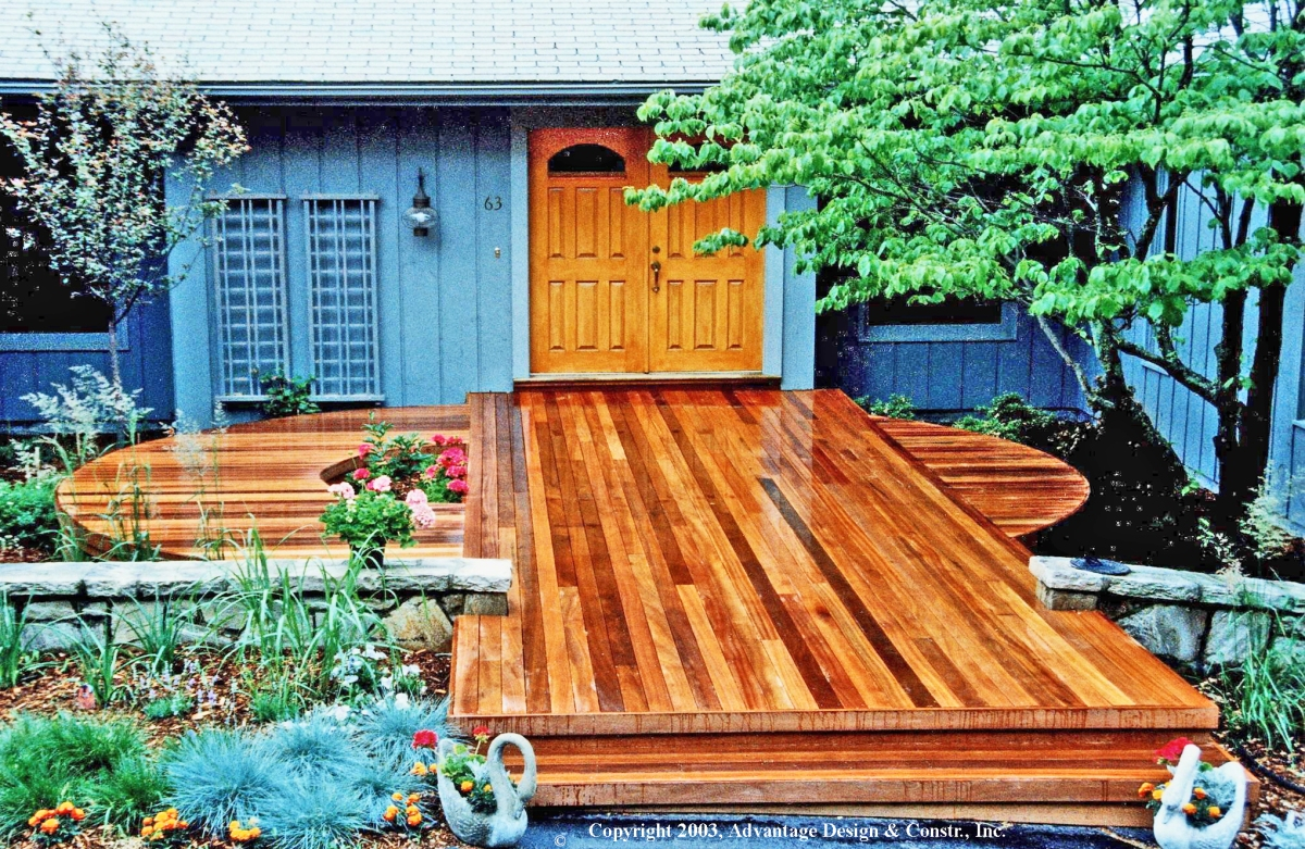 How good is cabot s new water based ato stain suburban for Garden decking varnish