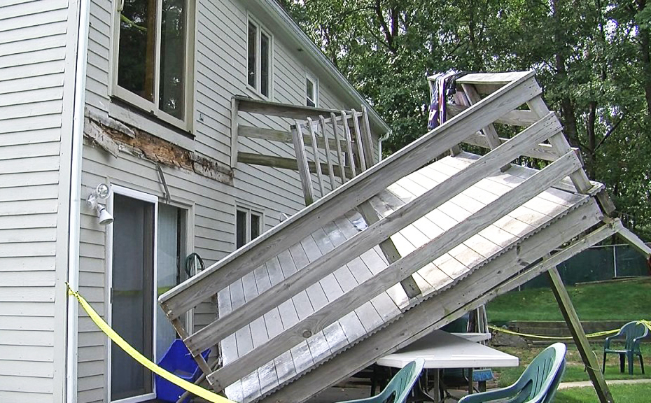 Why Hasn T Your Deck Collapsed Suburban Boston Decks