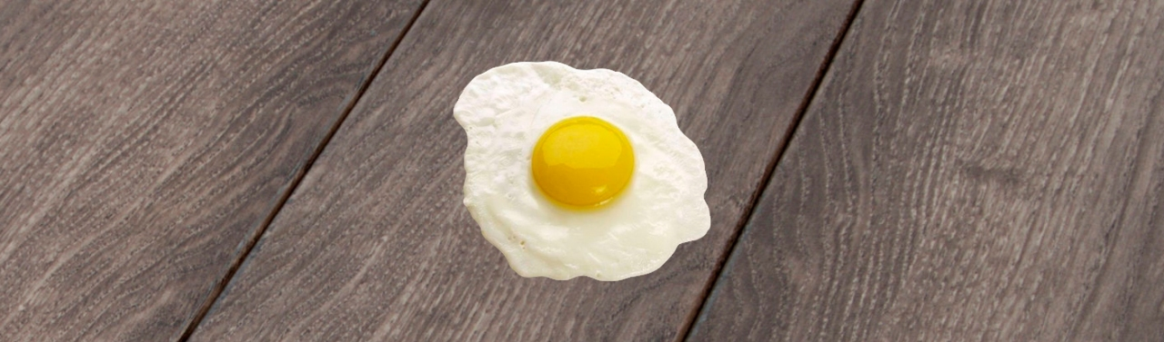 Zuri wweathered grey with egg